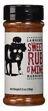 Lambert's Sweet Rub O'Mine Dry Barbecue Meat Rub 6.5oz Jar Grill Spice Seasoning