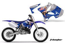 AMR Racing Yamaha YZ 125/250 Shroud Graphic Kit Bike Sticker Decals 02-14 TBOM U
