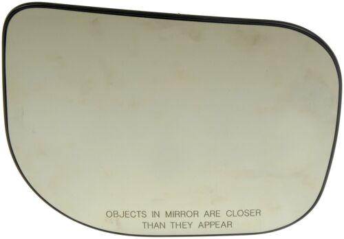 Door Door Mirror Glass-Mirror Glass Boxed Right Dorman 56515