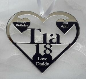Image Is Loading 18TH BIRTHDAY GIFT SPECIAL FRIEND PERSONALISED WITH YOUR