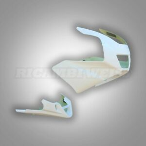 LR244 Yamaha TRX 850 Strada Maske + Bugspoiler Verkleidung Fairing GFK Neu