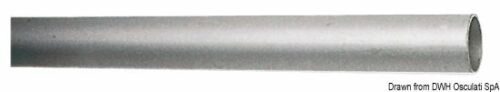 Bootsport Tube Light Alloy 22 X 1,2 mm X 3 M Marken Osculati 41.021.03