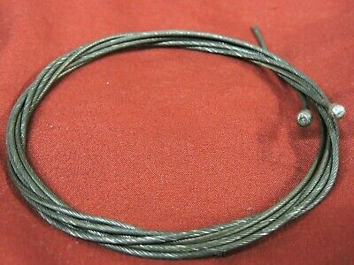 NOS Early 80s Campagnolo #608 Front Derailleur Cable Bicycle Italy Masi Cinelli