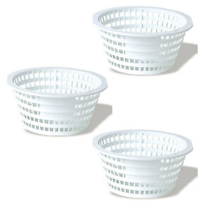 Swimline-8928-Olympic-ACM88-Replacement-Swimming-Pool-Skimmer-Basket-3-Pack