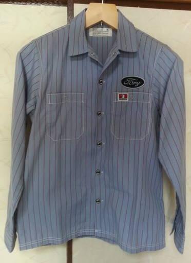 Ash Grey Long sleeves Shirt NEIGHBORHOOD VG