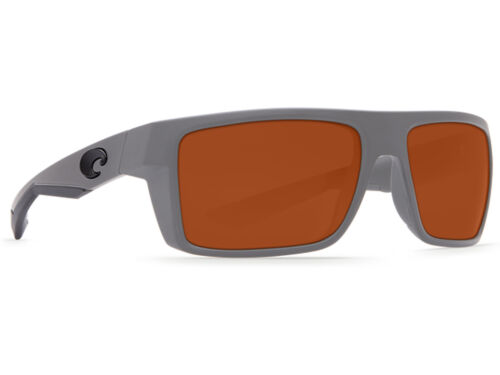 Costa Del Mar Motu Matte Gray Copper 580 Plastic 580P NEW