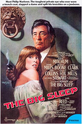 1978 Movie Poster The Big Sleep