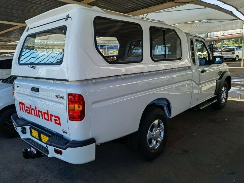 2021 Mahindra Pick Up Lwb Hi - Liner Brand New Gc Canopy for sale!!