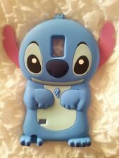Silicone Cover per cellulari STITCH para SAMSUNG GALAXY NOTE 4