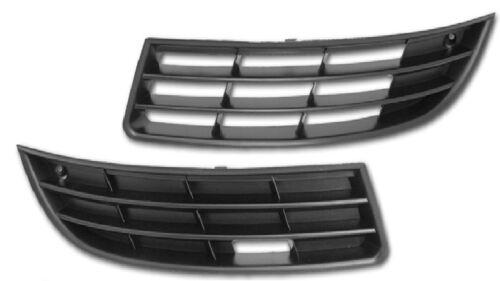 VW PASSAT 3C B6 06-10 Stoßstange Grill Gitter Lüftungsgitter Blende SET