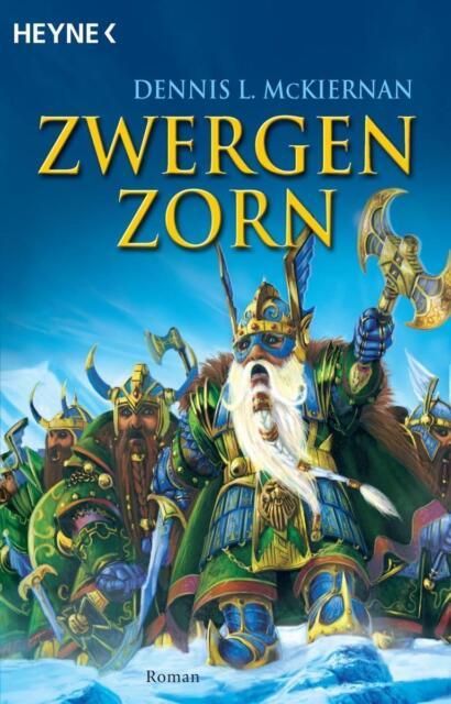 Zwergenzorn / Mithgar Bd.2 von Dennis L. McKiernan (2004, Taschenbuch)