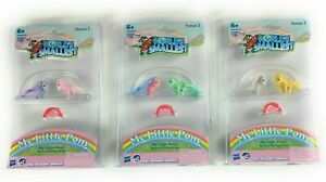 Complete Set Worlds Smallest My Little Pony Series 1