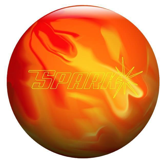 15b Dyno-Thane Spark Fire Blaze Bowling Ball Fast Shipping New Release