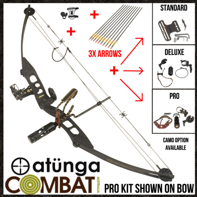 NEW PRO EXTREME 60LBS COMPOUND BOW AND ARROW ARCHERY, HUNTING, TARGET