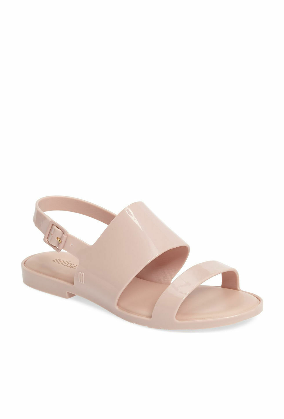 NWB Melissa Light Pink Classy Sandals