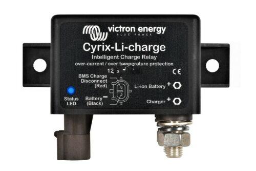 Victron Energy Cyrix-Li-ct 12//24V-230A intelligent Li-ion battery combiner