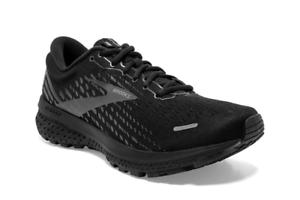 Brooks Ghost 13 Men's Running Shoes Black Run Sport Sneakers 1103481D072