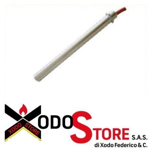 CANDELETTA THERMOROSSI ORIGINALE accensione stufa pellet W 300 D 12,5mm L 150mm