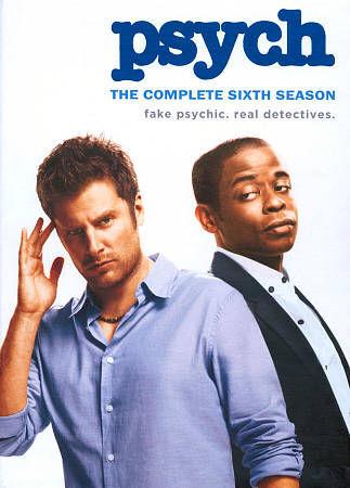 1 of 1 - Psych - Season 6 : NEW DVD