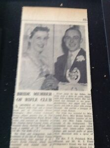 72-9-Ephemera-1957-Picture-Wedding-Margate-Coline-Perry-Broadstairs-C-Jones