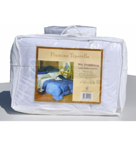 Teporella Summer Duvet Synthetic Double 200x250 CM