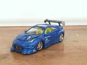 Image Is Loading 1 64 2001 Toyota Celica GTS Blue Muscle