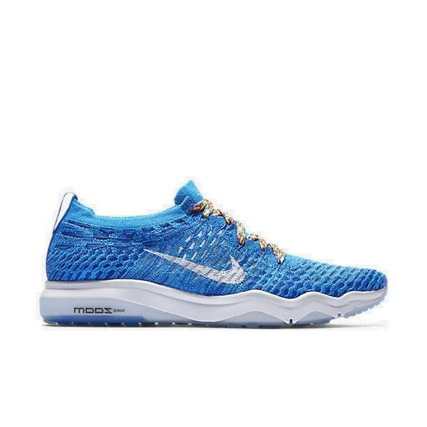 Damenschuhe NIKE CITY AIR ZOOM FEARLESS FK CITY NIKE Blau Glow Running Trainers 902166 401 23102a