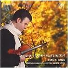 Tchaikovsky, Glazunov: Violin Concertos (2008)