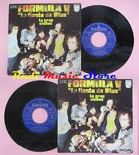 LP 45 7'' FORMULA V La fiesta de blas La grand ciudad spain PHILIPS cd mc dvd