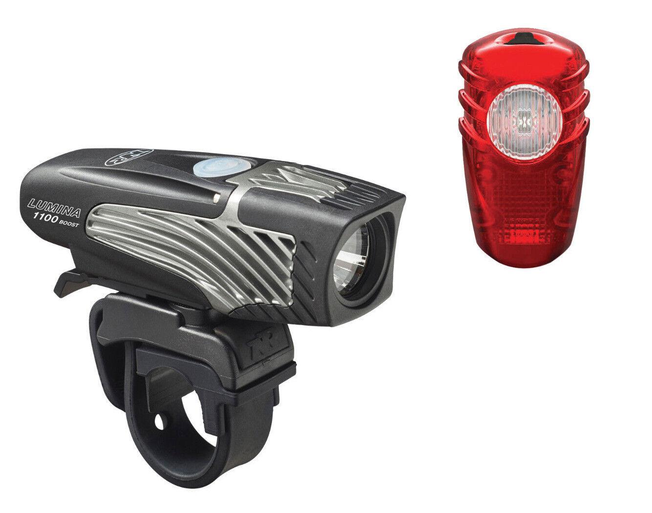 Niterider Lumina 1100 Boost Scheinwerfer Fahrradlicht Lumen + Solas 100
