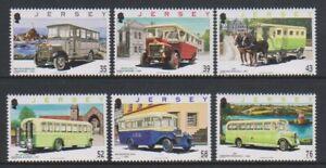 Jersey-2008-Transport-Buses-Ensemble-MNH-Sg-1364-9