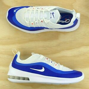 brand new fa84f c7f34 Image is loading Nike-Air-Max-Axis-Premium-Racer-Blue-White-