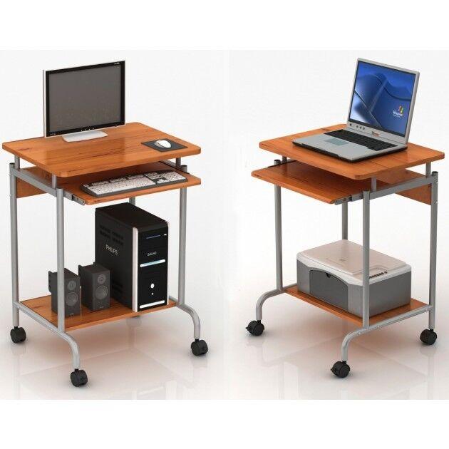 Scrivania Per Pc Angolare.Techly Scrivania Per Computer Angolare Faggio M Shop Giw