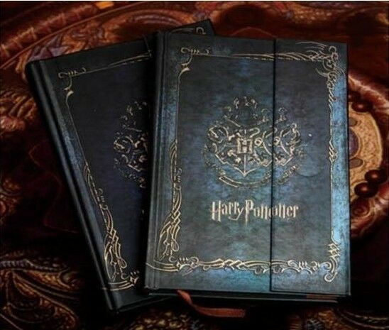 New Version Vintage Harry Potter diary schedule planner travel notebook