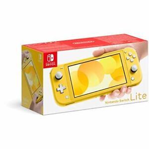 Nintendo-Switch-Lite-Yellow