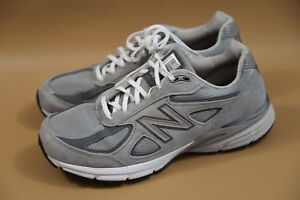 new concept b4325 b0dc4 Details about #27 New Balance 990 Gray Men Sneakers Size 11 D $175 retail