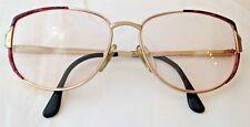 9189d12eb4342b item 7 Vintage L AMY Gayle X774 80 s Womens Eyeglasses Sunglasses Frame  57▫16 135 -Vintage L AMY Gayle X774 80 s Womens Eyeglasses Sunglasses Frame  57▫16 ...
