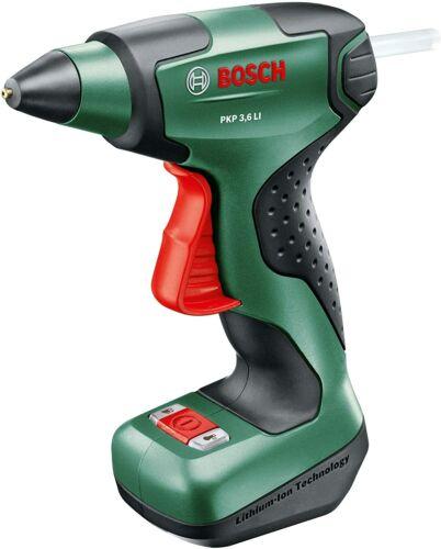 Bosch Cordless Hot Glue Gun PKP 3.6 LI Integrated Battery 3.6 Volt 4 Glue Sticks
