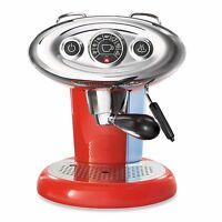 Red Home Iperespresso Frother Machine Latte Cappuccino Coffee Maker One Touch