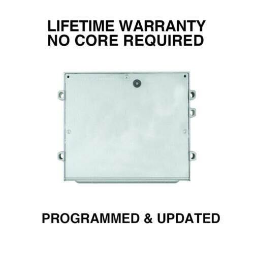 Engine Computer Programmed with Keys 2004 Ford F150 4L3A-12A650-AMB MHR1 5.4L