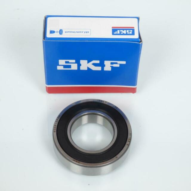 Wheel Bearing 6005-2RS SKF 25x47x12mm Double Sealing For Scooter Motorcycle