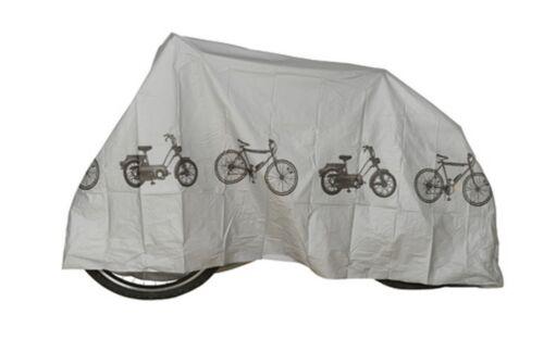 B 2.000 x 1.100 mm Pêcheurs Vélo Garage, H Housse de Protection pour les vélos