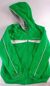 Universal-Studios-Reversible-Hooded-Jacket-Womens-Large-Windbreaker-Sweatshirt