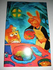 Adventure Time with Fiona and Cake #6 2013 NM/VF Saunders 1:15 Variant Cover