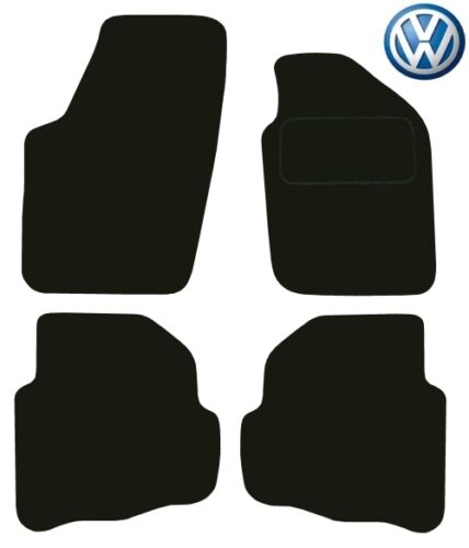 Vw Fox Tailored Deluxe Quality Car Mats 2006 Onwards Hatchback 3dr 5dr