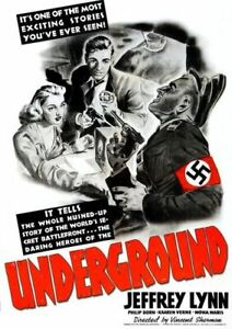 UNDERGROUND-1941-NEW-DVD