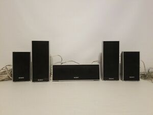 SONY-Home-Theater-Surround-Sound-5-SPEAKER-System-SS-TS71-SS-TS72-SS-CT71