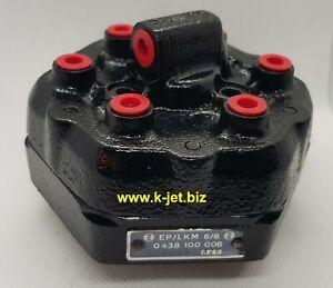 0438100006-EXCHANGE-K-Jetronic-Fuel-Distributor-includes-AU-150-surcharge