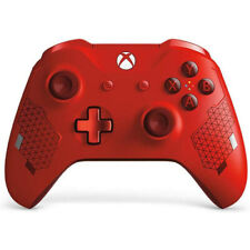 Xbox Wireless Controller Special Edition Sport Red  -  Wireless - Bluetooth - Xb