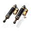320mm-340mm-375mm-400mm-Motocicleta-Amortiguadores-Choques-Amortiguador miniatura 8